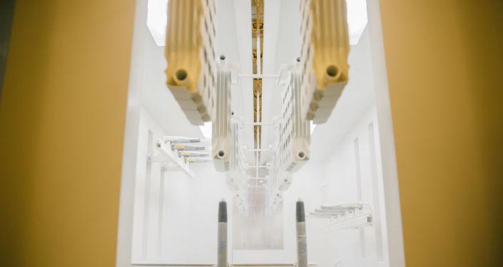 Produzione di radiatori a Lipetsk