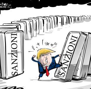 Trump e le sue sanzioni