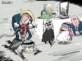 Il presidente statunitense Donald Trump ha dichiarato di riconoscere la sovranità di Israele sulle alture del Golan