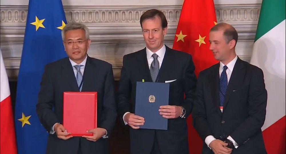 Xi Jinping a Palermo, le foto