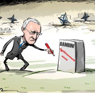 Stoltenberg: l'intervento della NATO in Jugoslavia era giustificato