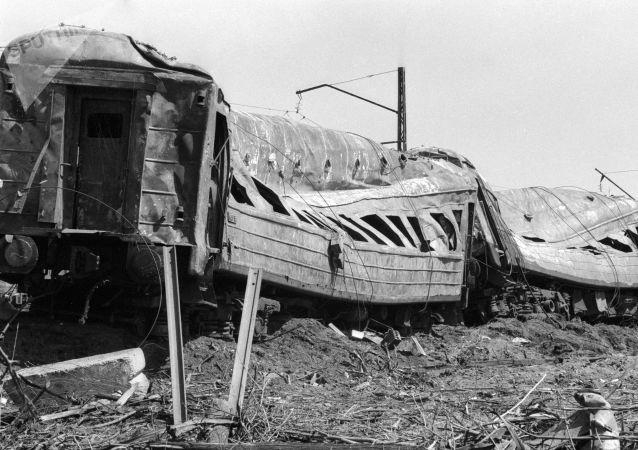 Nel giugno del 1989 sul tratto Ulu-Telyak – Asha (Bashkiria, URSS) si verificò la più grande catastrofe ferroviaria della storia
