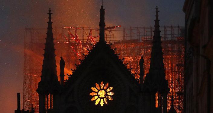 Coprire Notre Dame con una serra? Sarà contenta Greta