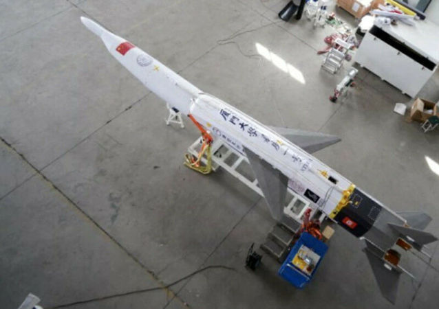 Il missile cinese Jia Geng 1