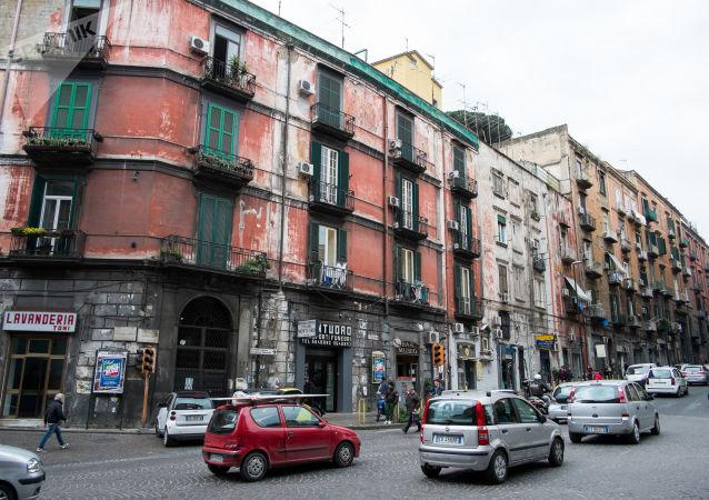 Vie di Napoli