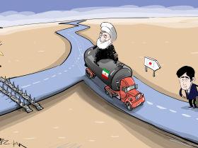 Giappone è pronto a comprare petrolio iraniano