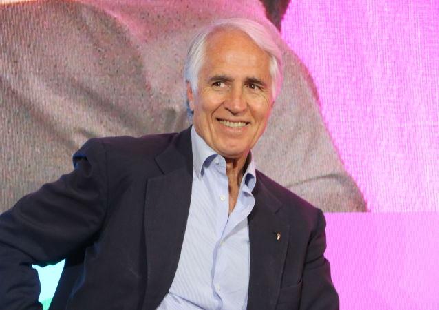 Giovanni Malagò, presidente CONI