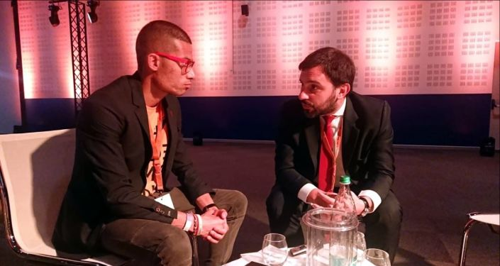 Riccardo Viaggi, segretario generale di CECE intervistato da Sputnik Italia