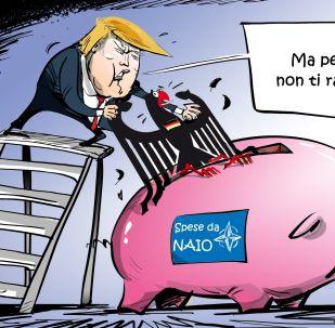 SalvadaNaio, ma mica da NATO