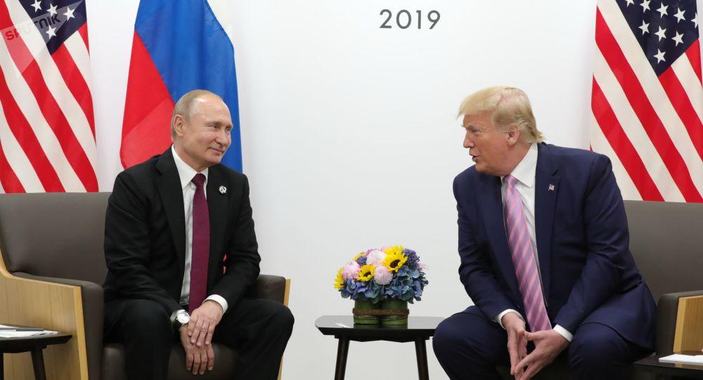 Putin ha invitato Trump a celebrazioni vittoria II guerra mondiale
