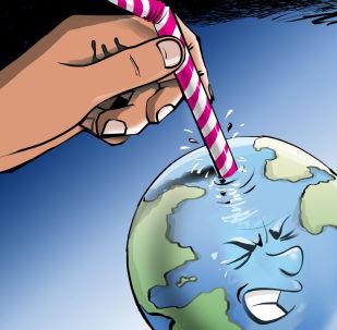 Esaurito la quantità di risorse rinnovabili che il pianeta è in grado di produrre per l'intero anno