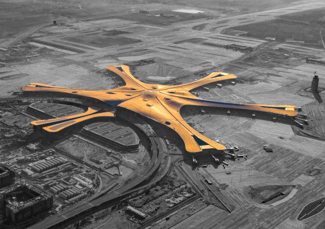 Nuovo aeroporto Beijing Daxing International Airport