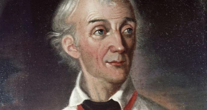 Il ritratto di Aleksandr Suvorov