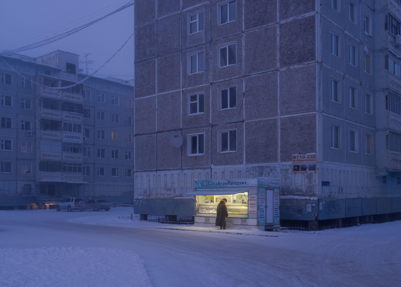 """""""La mia Jacuzia"""" del russo Alexei Vasilyev"""