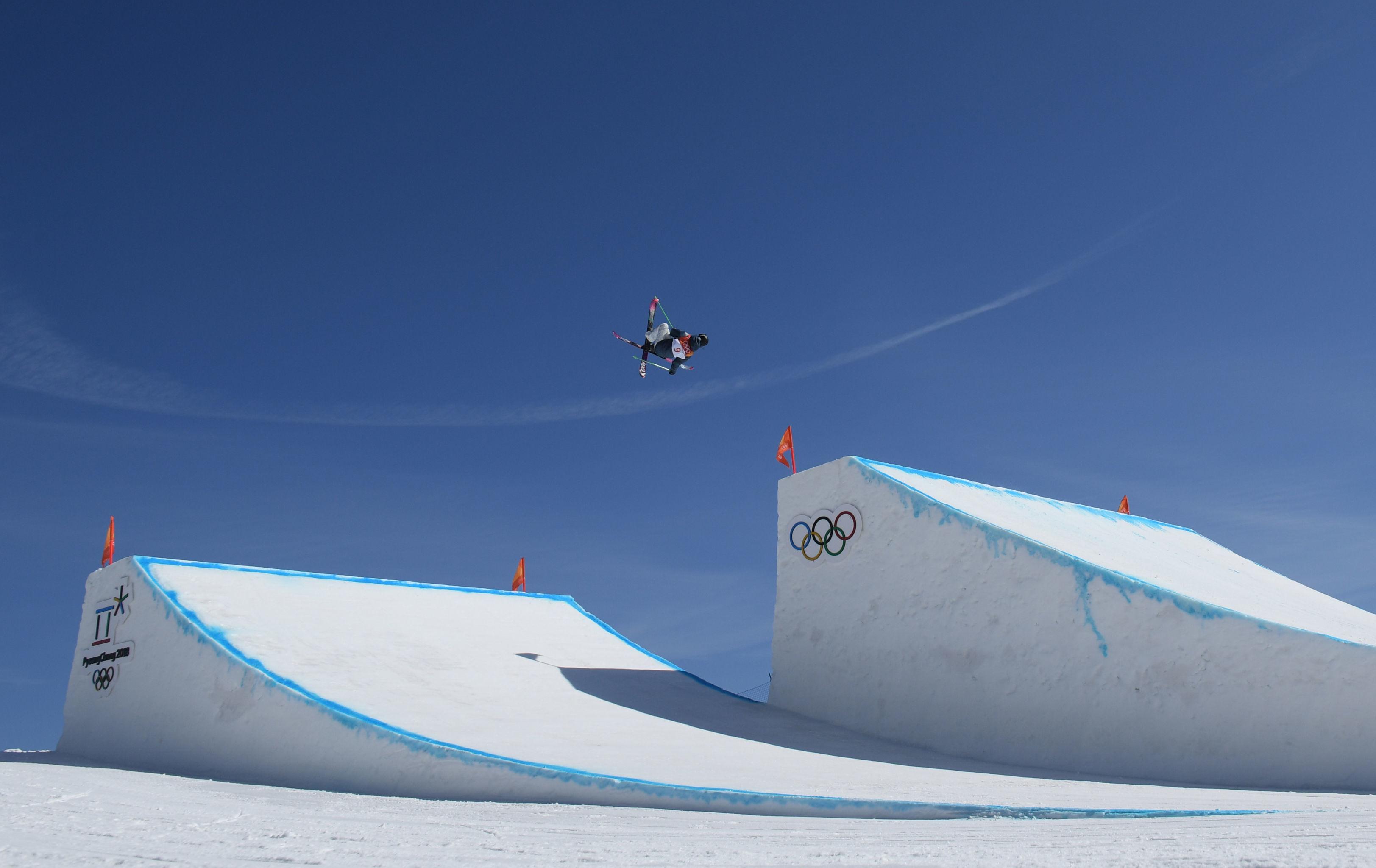 """""""Olimpiadi solitarie"""" del russo Alexei Filippov"""
