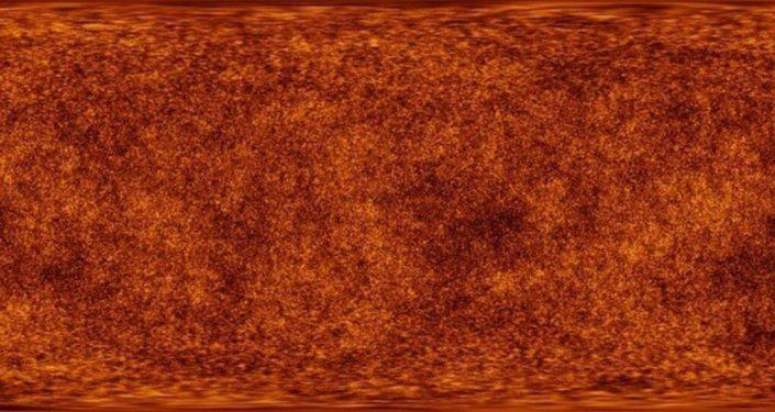 Il primo colore dell'Universo