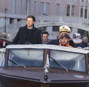Il Presidente del Consiglio, Giuseppe Conte, a Venezia per fare il punto sui danni causati dal maltempo.
