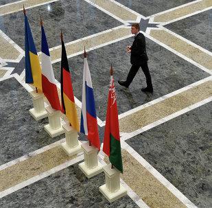 11 febbraio 2015 a Minsk in formato di Normandia si sono incontrati i leaders della Francia, Russia, Germania e Ucraina