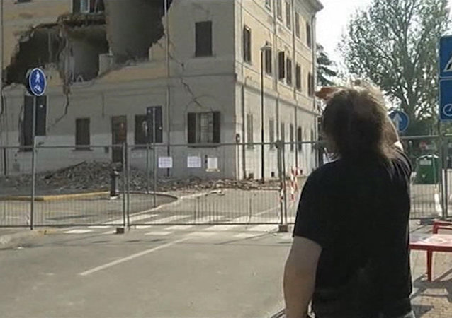 Il terremoto nell`economia italiana