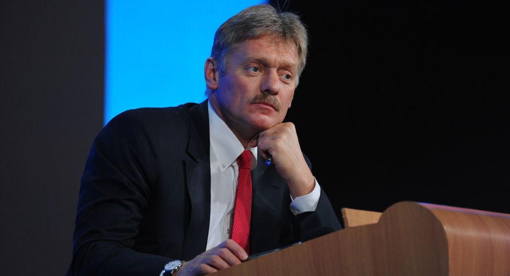 Portavoce Cremlino Dmitry Peskov