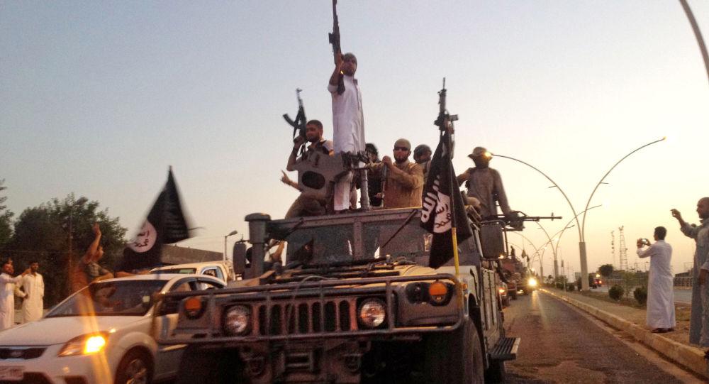 Guerrieri ISIS