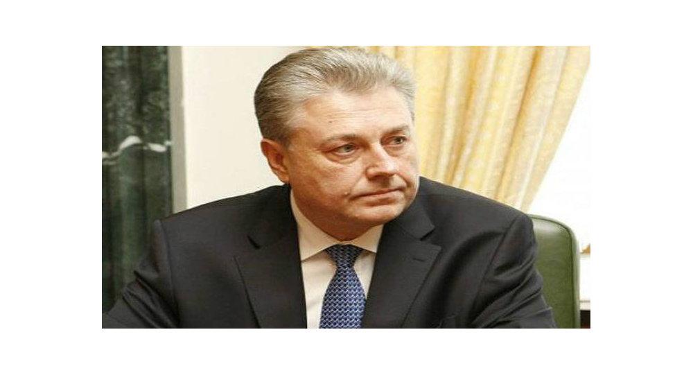 Vladimir Elchenko, ambasciatore dell'Ucraina in Russia