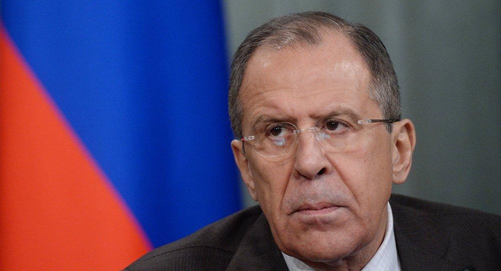 Sergej Lavrov, ministro degli Esteri della Russia