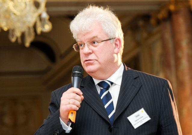 Il rappresentante della Russia presso l'Unione Europea Vladimir Chizhov