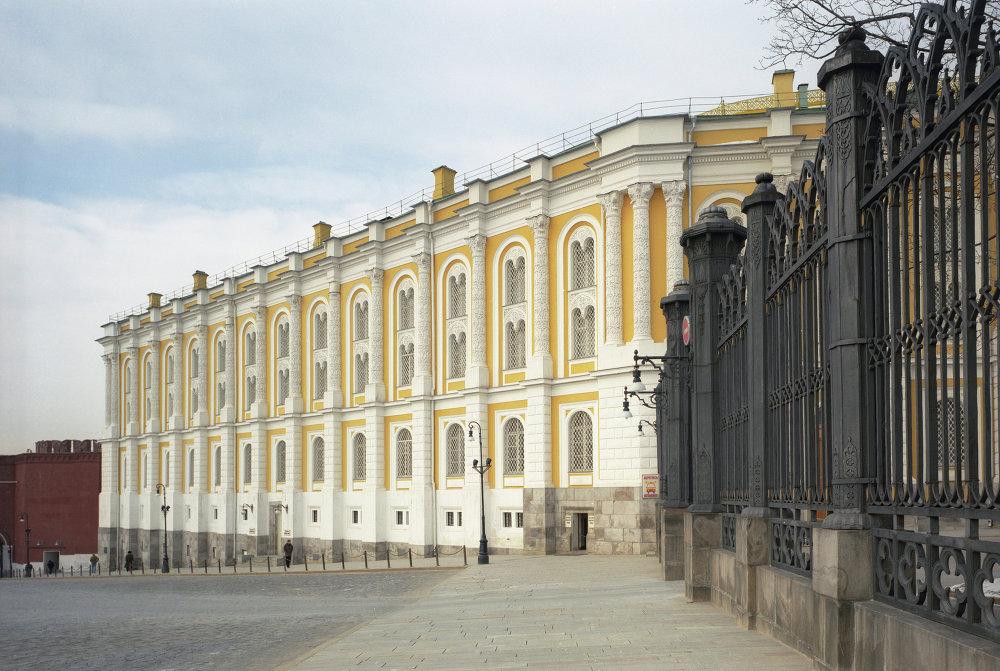 L'Armeria del Cremlino.
