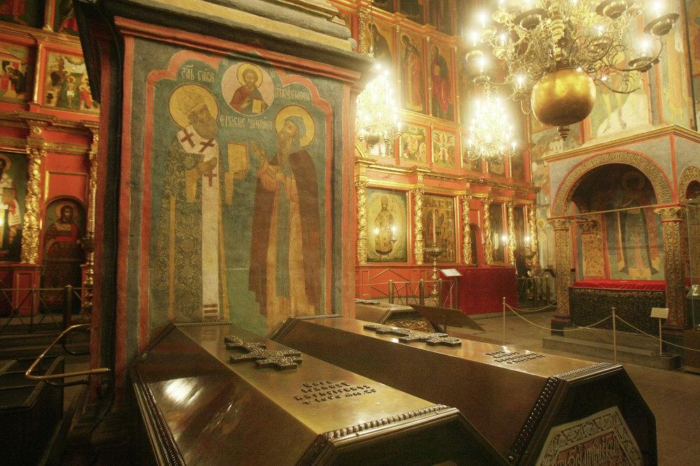 Interno della Cattedrale dell'Arcangelo