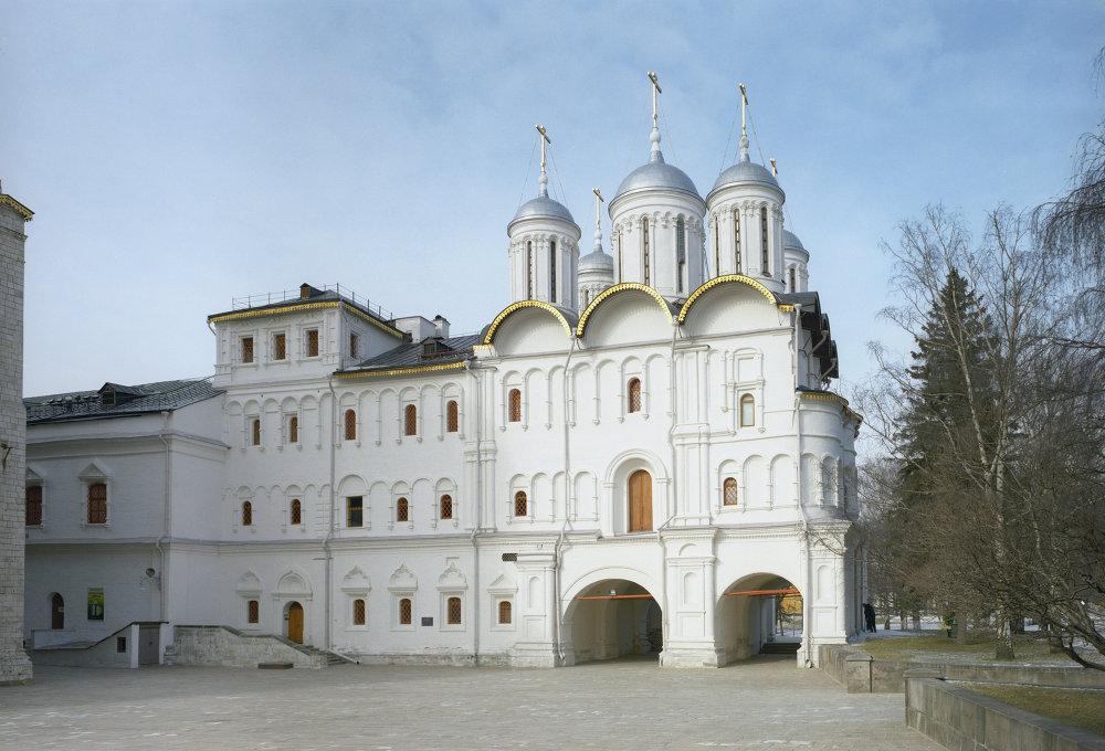 Il palazzo del Patriarca e la Chiesa dei 12 apostoli