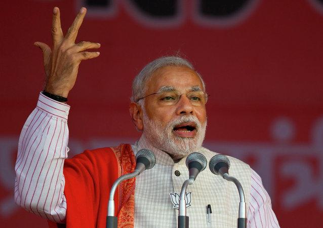 Premier indiano Narendra Modi (foto d'archivio)