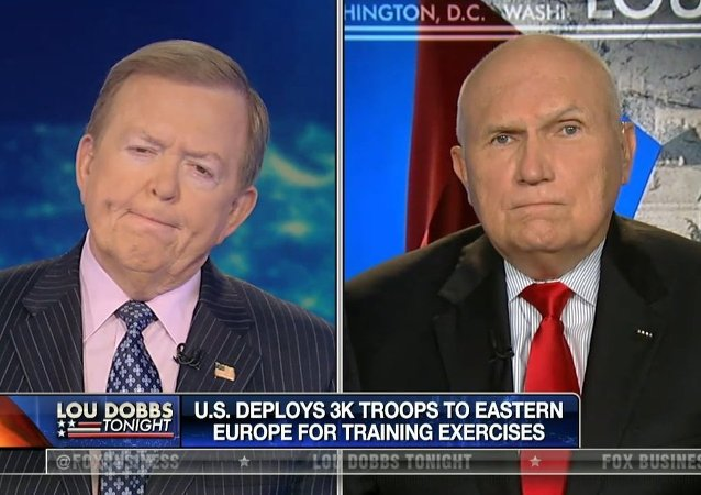 Il Generale in congedo americano Robert Scales e l`esperto di Fox News