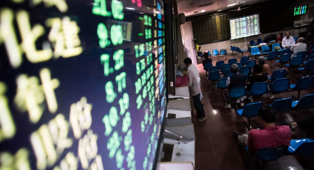 Borsa di Shangai