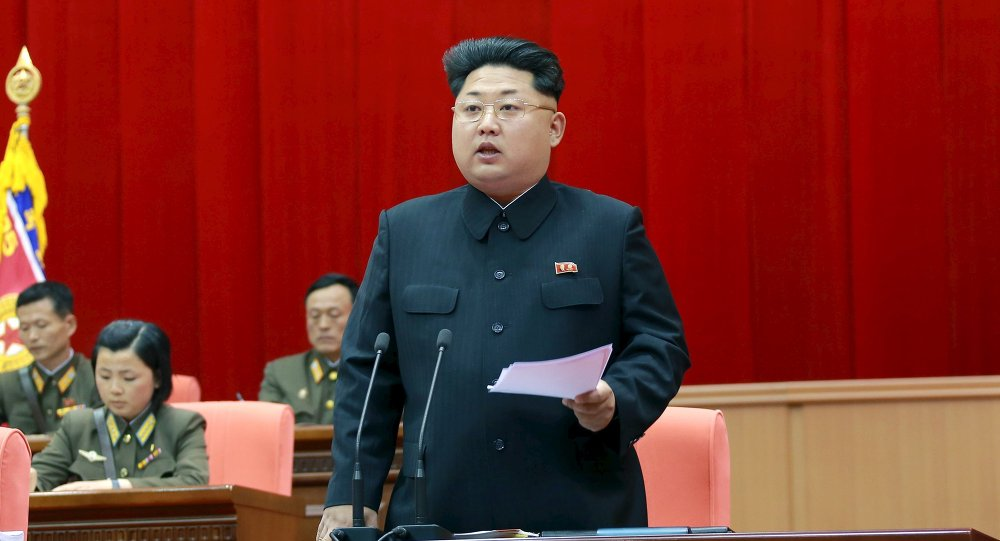 Kim Jong-un, leader della Corea del Nord
