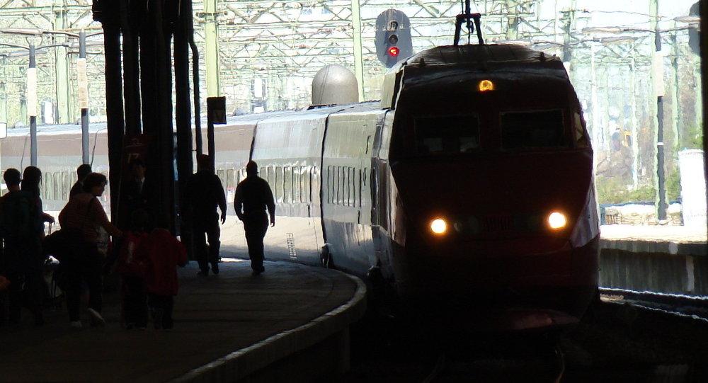 Il treno da Amsterdam a Parigi