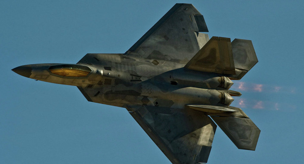 Caccia F-22 Raptor