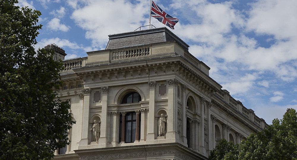 Il ministero degli Esteri britannico