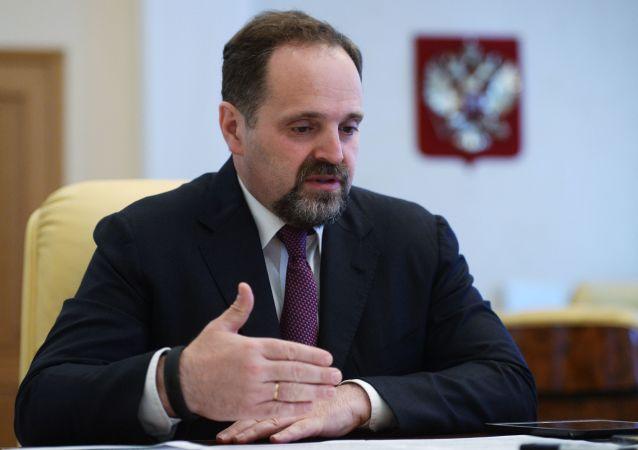 Sergey Donskoy, ministro delle risorse naturali e dell'ecologia russo