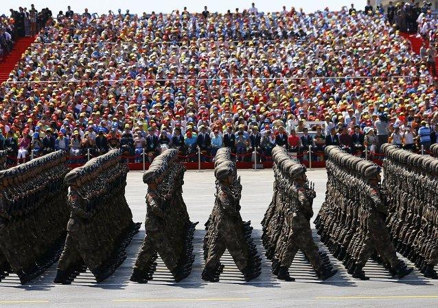 Parata militare della Vittoria a Pechino, Cina