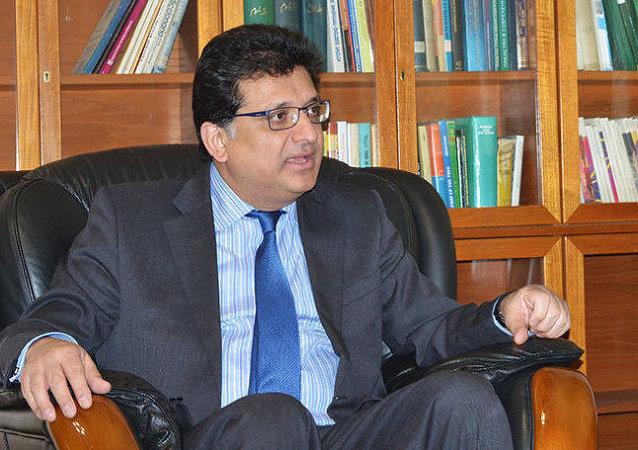 Zaheer Janjua, l'ambasciatore del Pakistan in Russia