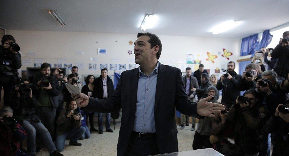"""Alexis Tsipras sostiene che """"con la volontà politica tutto è possibile"""