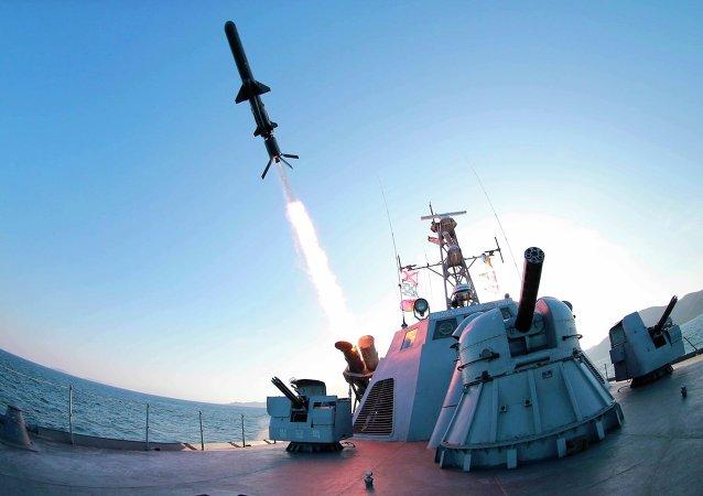 Il missile nordcoreano