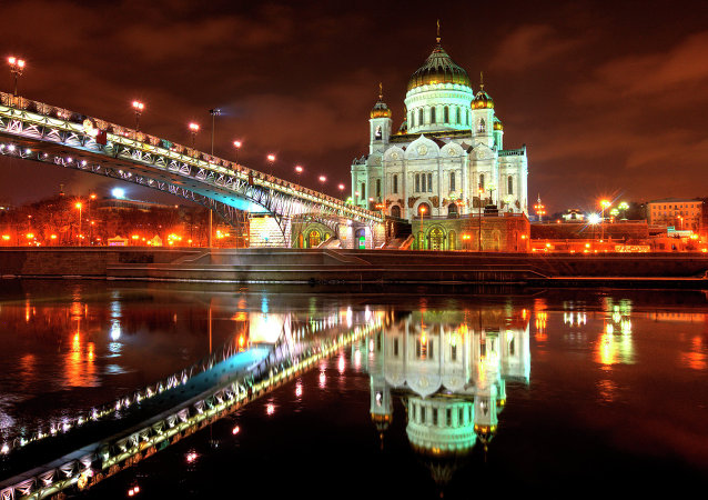 La Cattedrale di Cristo Salvatore a Mosca