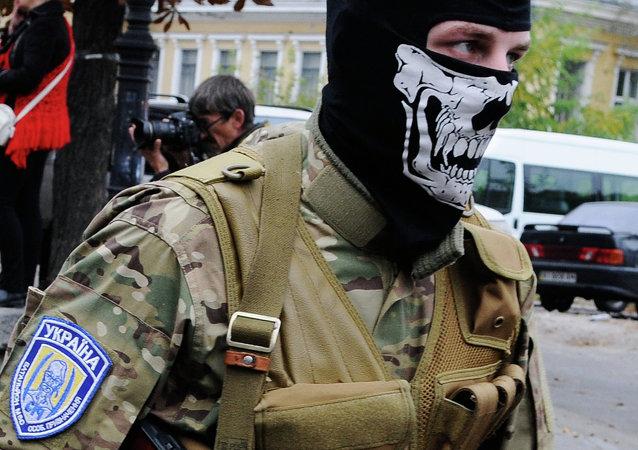 Volontario battaglione Sich