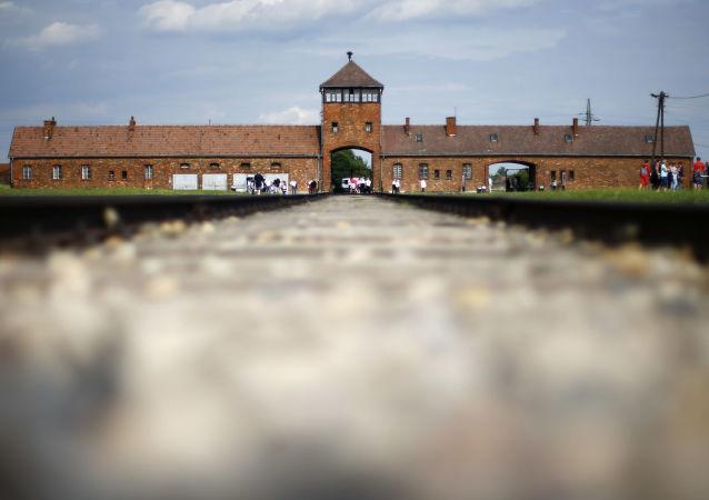 Lager di Auschwitz
