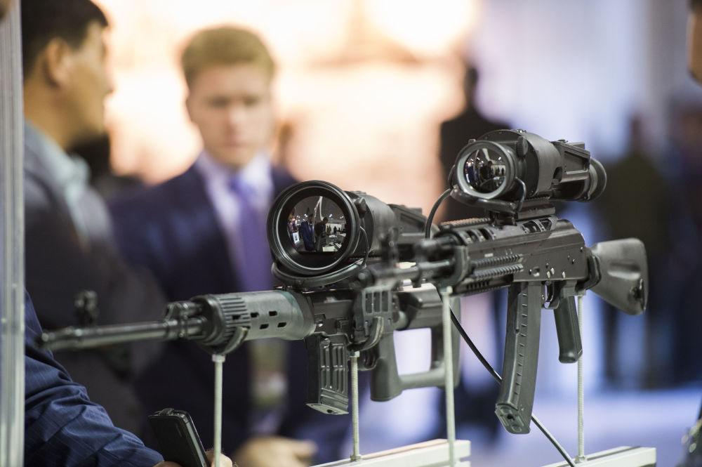 Russia Arms EXPO 2015