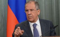 Ministro degli Esteri della Russia Sergey Lavrov