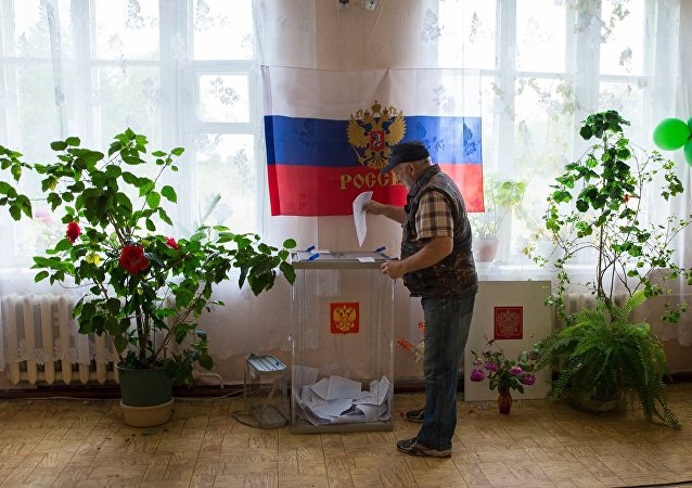 Elezioni regionali in Russia