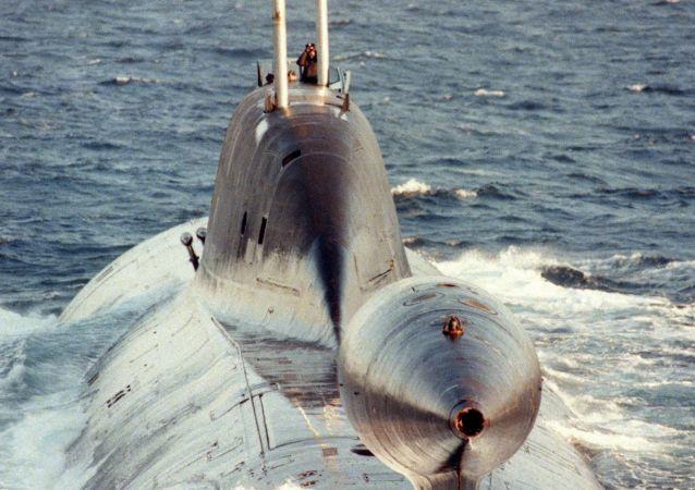 Sottomarino Akula